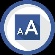 Big Font - Change Font Size & Text Size 1.3