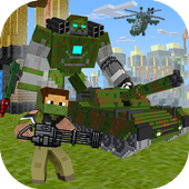 Block Soldier War Games C20i