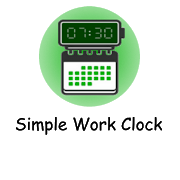 Simple Work Clock 1.1