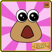 Pet Run For Pou Adventure 1.0