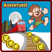 Super Kong subway Adventure 1.0