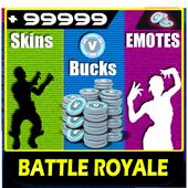 skins buck free for battle royale 1.0.0