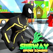 Subway Black Spider - Strange Hero Runner Rush 1.2