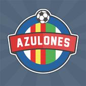 Azulones Getafe CF Fans 2.3.11