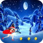 Santa Girl Christmas Run Games 1.0