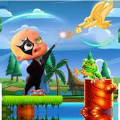 Superhéro boss Jungle Mission 1.0