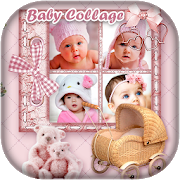 Baby Photo Collage Editor 1.6