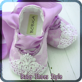 Baby Shoes Styles 1.4