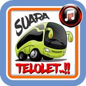 Suara Telolet Mp3 1.0