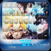 Uzumaki Boruto Keyboard Emoji 1.1