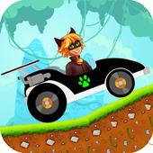 Cat Noir Hill Climb Racing 1.0