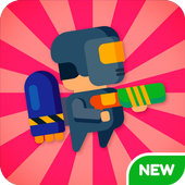 Jet Gunner: Hero Jetpack Man, Jumping and Shooting 1.7.3