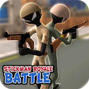 Stickman Royale : WW2 Battle 0.1