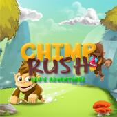 Chimp Rush - Leo's Adventures 2