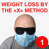 Weight loss by the «X» method: no diets, easy! 3.3.0