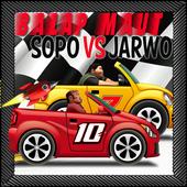 Balap Maut Sopo VS Jarwo 2.0