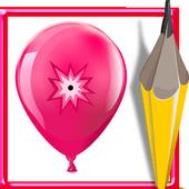 Balloon pop game 1