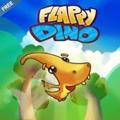 Flappy Dino - Free