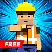 Pixel Blocky Fight