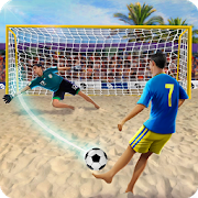 Shoot 2 Goal - Beach Soccer Game 1.2.4