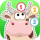 Connect the dots farm animals 1.0.27