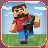 Pixel Shooter War On Island 3D 1.0