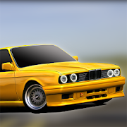 E30 Old Car Parking Simulation 2.2