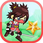 Ninja Girl Runner Adventure
