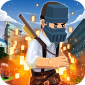 Pixel Battleground Gun: San Andreas Battle Royale 1.2