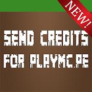 Send Credits For PlayMC.PE 1.4.0