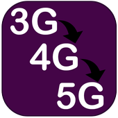 2G 3G 4G 5G Converter switcher speed booster PRANK 1.0