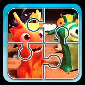 Super Slugs Toy Jigsaw Puzzle 1.0