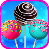Cake Pops Maker - Kids Cooking & Baking Games FREE