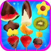 Chocolate Dipped Fruit Candy Maker Kids FREE 1.1
