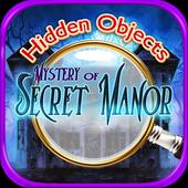 Hidden Object Mystery Manor 1.4