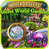 Hidden Objects Secret Gardens! 1.8