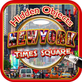 Hidden Object NYC Times Square 1.4