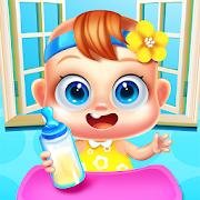 My Baby Care - Newborn Babysitter & Baby Games 1.1