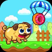 Pugs & Donuts - Crazy Pug FREE 1.2