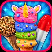 Unicorn Frozen Ice Cream Maker - Rainbow Desserts 1.0