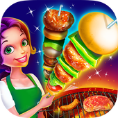 BBQ Super Grill Maker & Party 1.1