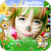 Animal Photo Frames Editor 1.0