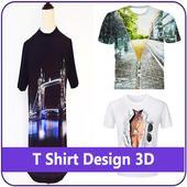 T Shirt Design 3D 1.0