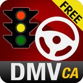 com.becrab.drivingtestcalifornia icon