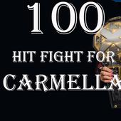 100 Hit Fight for Carmella