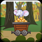 Mouse Trolley RunRunner Adventure Rush Super GameAdventure