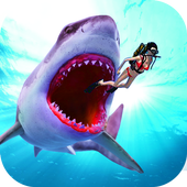Angry Shark Attack 3D 1.0