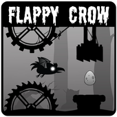 Flappy Crow (In The Dark) 1.0