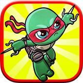 Turtles Running Ninja 1.0.1
