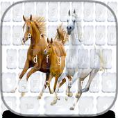 horse family keyboard HD 1.8